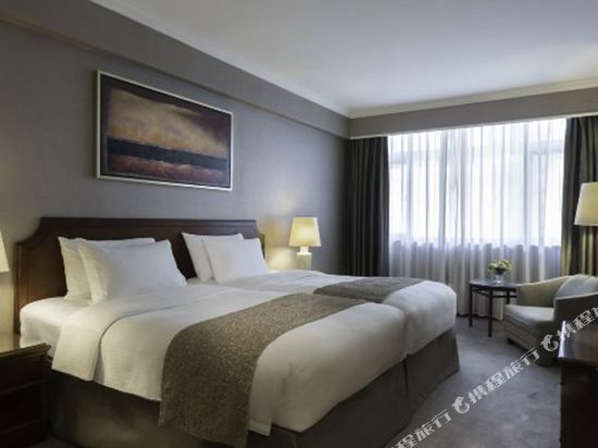 馬哥孛羅香港酒店(Marco Polo Hongkong Hotel)高級三人房