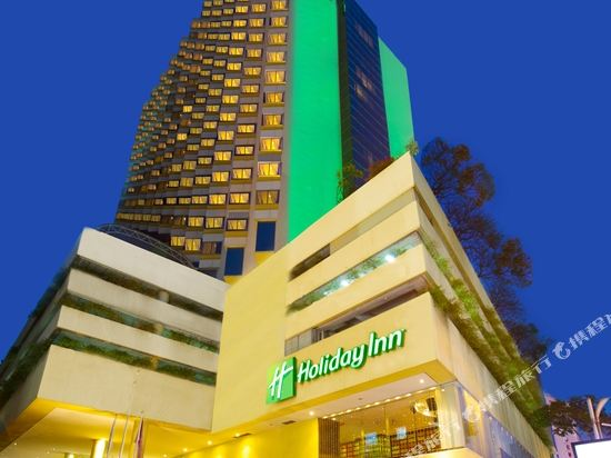 曼谷西隆假日酒店(Holiday Inn Bangkok Silom)