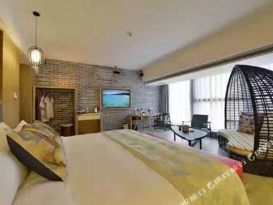 美豪麗致酒店(廣州五羊新城店)瑪雅灣親子套房