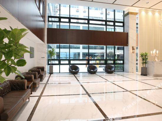空中花園東大門金斯敦酒店(Hotel Skypark Kingstown Dongdaemun)公共區域