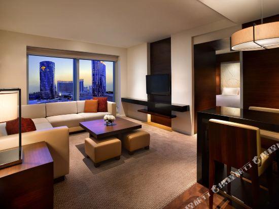 澳門君悅酒店(Grand Hyatt Macau)君悅套房(大床)