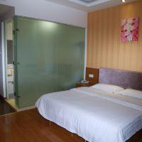 速8(上海野生動物園店)酒店預訂