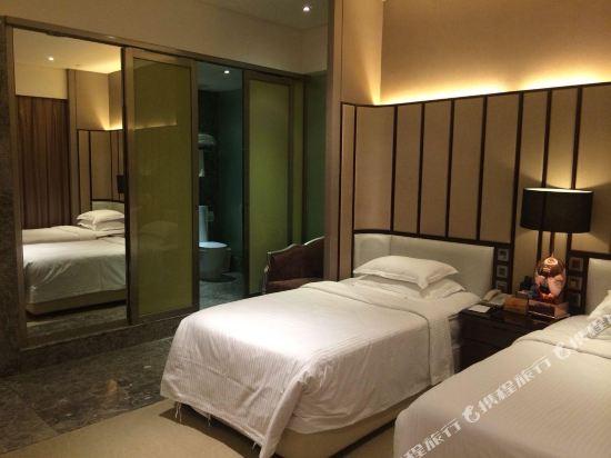 中山君濠(國際)酒店(Junhao International Hotel)標準雙人房(無窗)