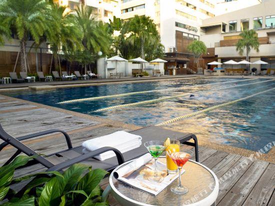 台中永豐棧酒店(Tempus Hotel Taichung)室外游泳池