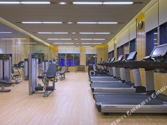 東莞萬達文華酒店健身房
