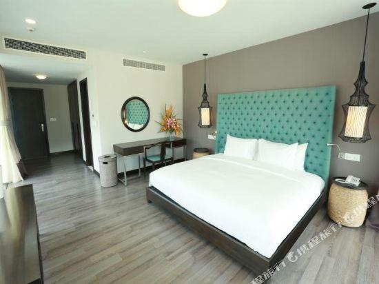 峴港雅高尊貴度假村(Premier Village Danang Resort Managed by AccorHotels)花園景三卧室別墅