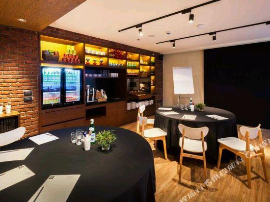 曼谷利特公寓(LiT BANGKOK Residence)酒吧