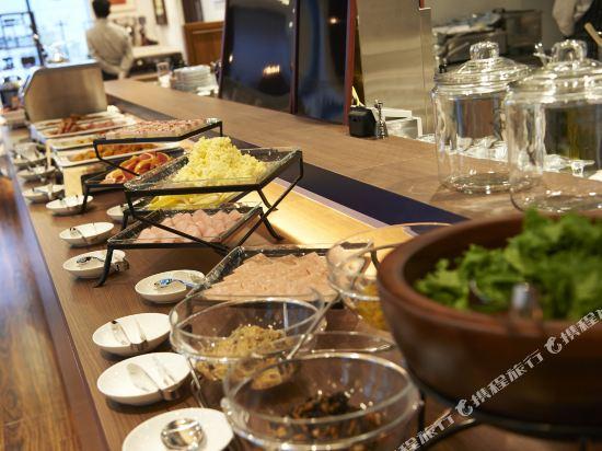 東京相鐵弗雷薩旅店銀座七丁目酒店(Sotetsu Fresa Inn Ginza-Nanachome)餐廳