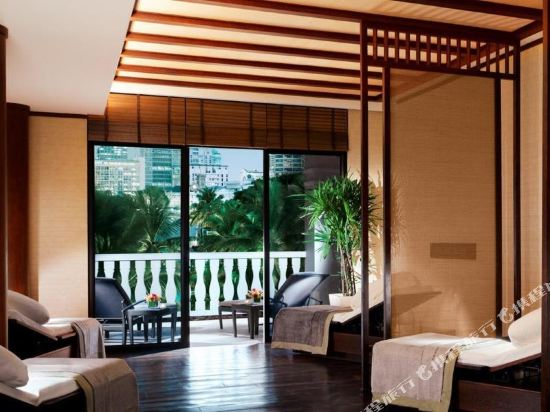 曼谷半島酒店(The Peninsula Bangkok)SPA