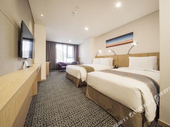 蒂瑪克格蘭德酒店明洞(Tmark Grand Hotel Myeongdong)Family Twin