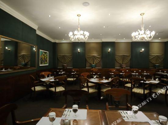 台北三德大飯店(Santos Hotel)咖啡廳