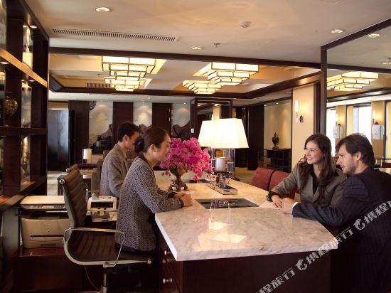 杭州開元名都大酒店(New Century Grand Hotel Hangzhou)行政酒廊
