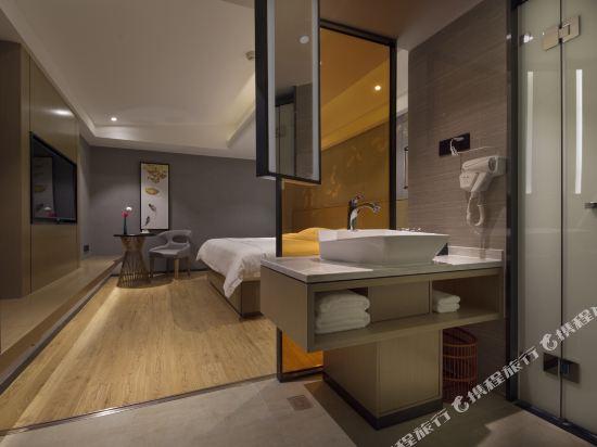桔樹國際公寓(廣州珠江新城店)(Orange International Apartment (Guangzhou Zhujiang New City))高級大床房