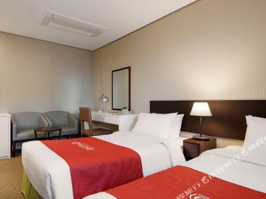 首爾東大門華美達安可酒店(Ramada Encore by Wyndham Seoul Dongdaemun)高級房