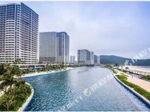 海貝客度假酒店公寓(陽江海陵島敏捷黃金島店)