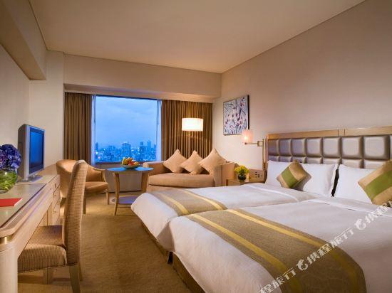 大阪南海瑞士酒店(Swissotel Nankai Osaka)尊貴雙床房
