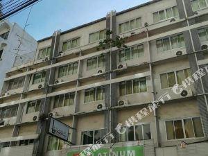瑪哈實旅館(Le Platinum Residency)