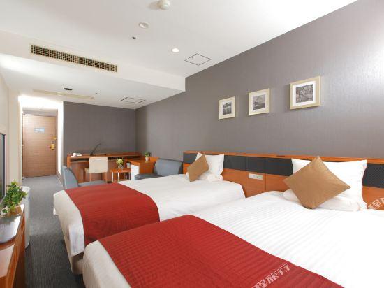 MYSTAYS 名古屋榮酒店(HOTEL MYSTAYS Nagoya Sakae)□スーペリアツイン【24から26平米ベッド幅120cm×2台】□ (2)