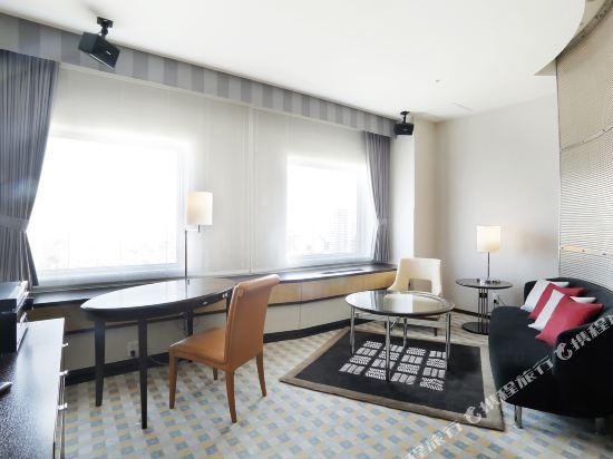 札幌京王廣場飯店(Keio Plaza Hotel Sapporo)紐約風格奢華景觀套房