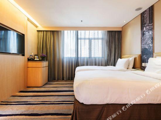香港旺角維景酒店(Metropark Hotel Mongkok)高級房