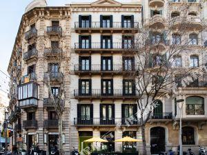 巴塞羅那格雷西亞大道科斯莫公寓式酒店(Cosmo Apartments Passeig de Gràcia Barcelona)