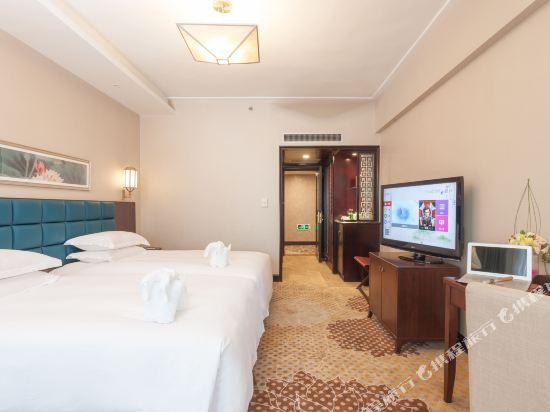 杭州中維香溢大酒店(Zhongwei Sunny Hotel)高級雙床房