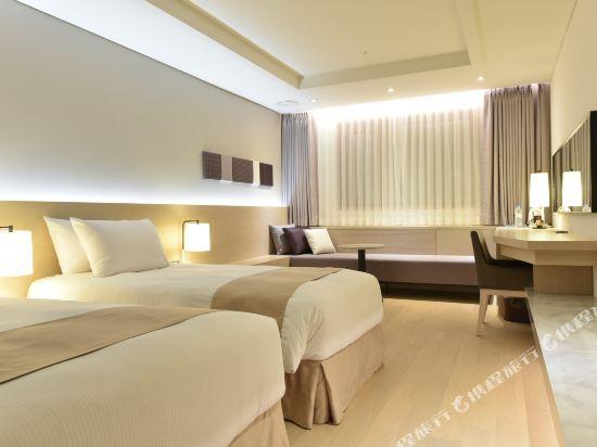 首爾太平洋酒店(Pacific Hotel Seoul)豪華房