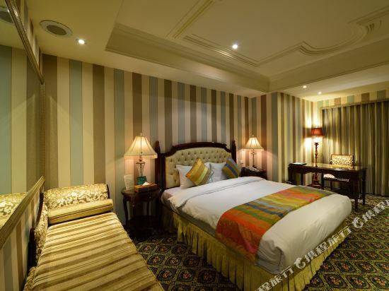 台北麗都唯客樂飯店(Rido Hotel)歐式豪華三人房