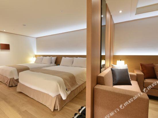 首爾太平洋酒店(Pacific Hotel Seoul)套房