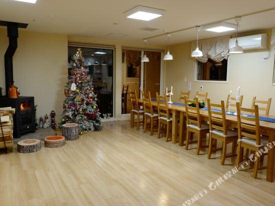 札幌溫馨山莊(Warm Villa Sapporo)餐廳