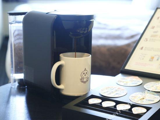 京都塔酒店(Kyoto Tower Hotel)coffee making machine in the all rooms