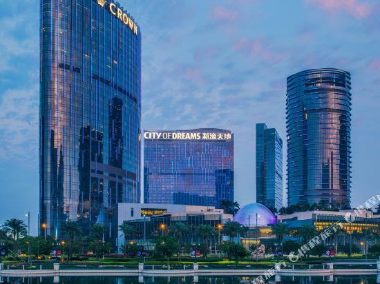 澳門新濠天地·迎尚酒店(City of Dreams • The Countdown Hotel)外觀