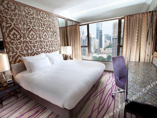 香港灣仔帝盛酒店(Dorsett Wanchai)尊貴豪華跑馬場景觀客房