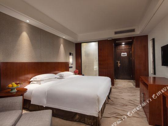 杭州三台山莊(Sunday Sunny Resort)靜怡大床房