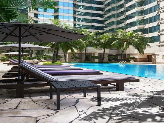 鉑爾曼吉隆坡城市中心大酒店(Pullman Kuala Lumpur City Centre Hotel & Residences)室外游泳池