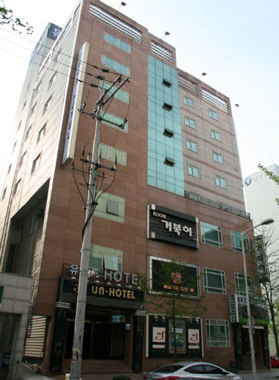 大邱聯合商務酒店Uneed Business Hotel Daegu