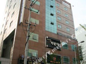 大邱聯合商務酒店(Uneed Business Hotel Daegu)