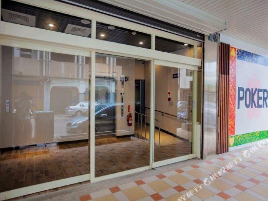 台中撲克商旅(A Ace Hotel)公共區域