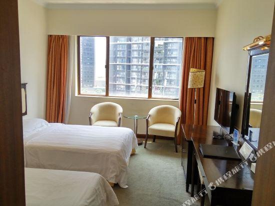 深圳寰宇大酒店(Shenzhen Universal Hotel)標準雙床房