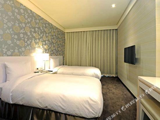 台北西門星辰大飯店(Ximen Citizen Hotel)商務客房