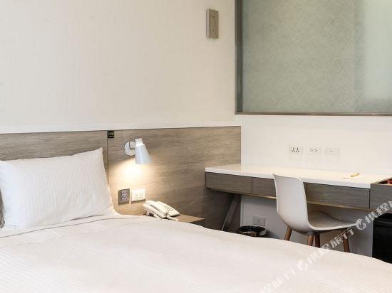 新驛旅店(台北復興北路店)(CityInn Hotel Plus Fuxing N. Rd. Branch)雙人客房