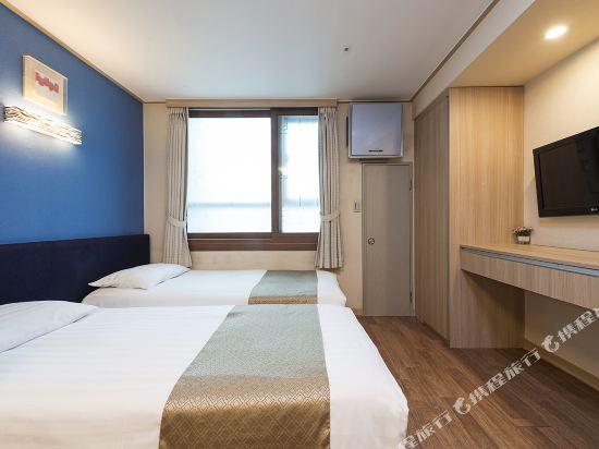 東大門西方高爺公寓酒店(Western Coop Hotel & Residence Dongdaemun)高級房