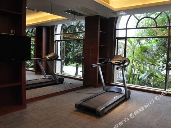 佛山高明碧桂園鳳凰酒店(Gaoming Country Garden Phoenix Hotel)健身娛樂設施