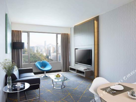 香港城景國際(The Cityview)新尊貴套房
