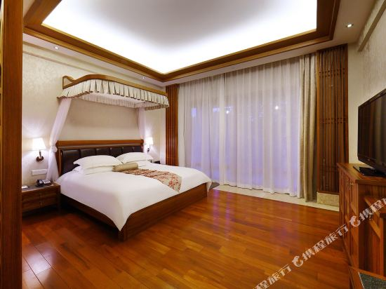 中山温泉賓館(Zhongshan Hot Spring Resort)翠亨園温泉套房