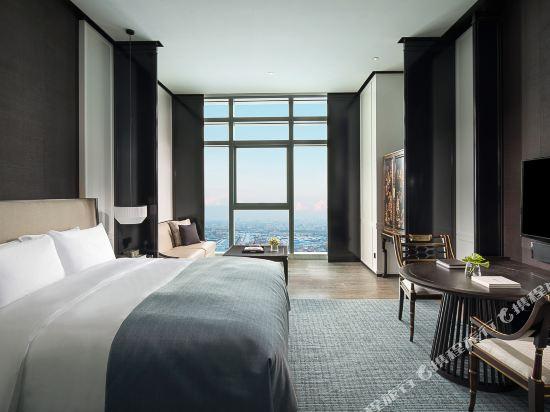 佛山羅浮宮索菲特酒店(Sofitel Foshan)索菲特俱樂部尊貴房新中式風格