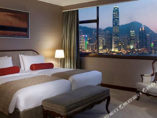 馬哥孛羅香港酒店(Marco Polo Hongkong Hotel)豪華套房