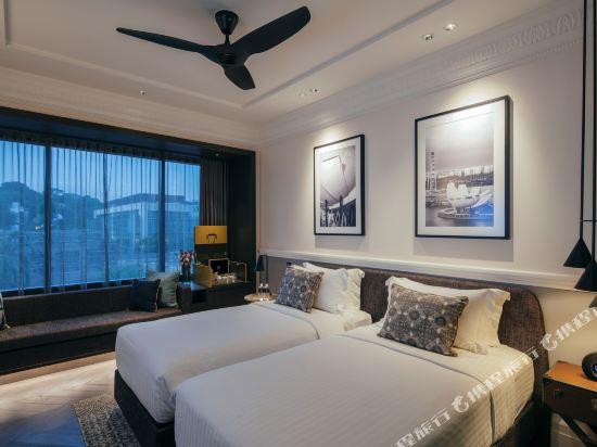 新加坡君樂皇府酒店(Grand Park City Hall Singapore)豪華房