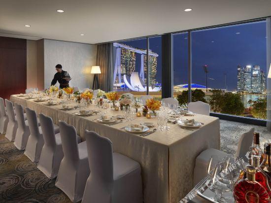 新加坡文華東方酒店(Mandarin Oriental, Singapore)會議室