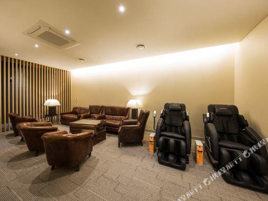 釜山索拉利亞西鐵酒店(Solaria Nishitetsu Hotel Busan)健身娛樂設施